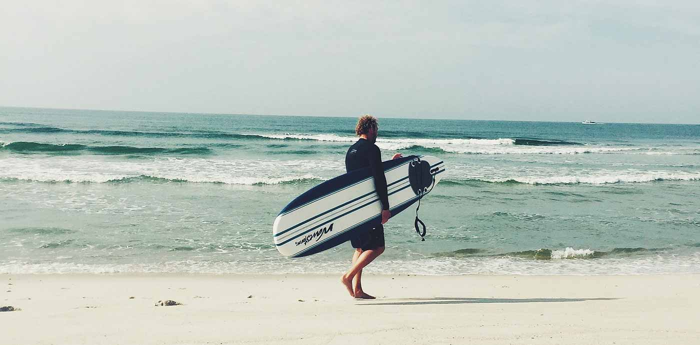 Discover West Wales - Surfing